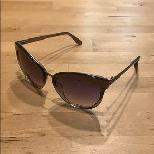 Tom Ford Emma TF461 59B Gray Sunglasses